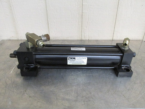 "Parker 02.50 CCP2HLT14A 12.000 Hydraulic Cylinder 12"" Stroke x 2.5"" Bore"