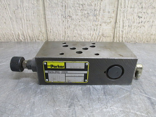 Parker PRM3PA07KN-32 Hydraulic Pressure Reducing Valve 3000 PSI Max