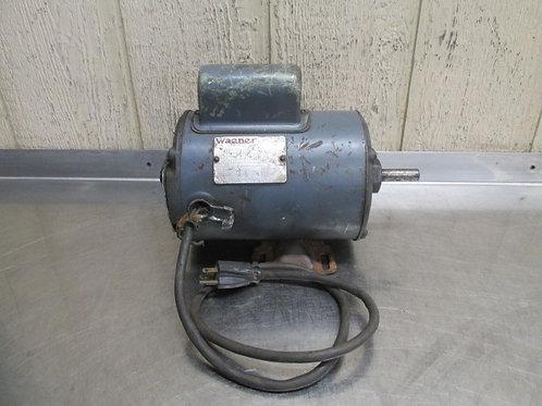 Wagner B56-10100-02 Electric Motor 3/4 HP 115/208-230v 3450 RPM 1 PH Frame B56
