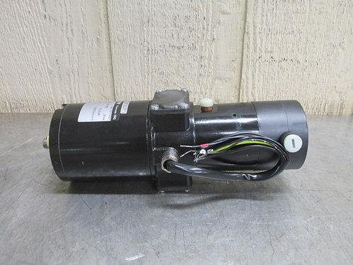 Groschopp PM6 78-35 Motor Gearmotor 160v 1/8 HP 3925783 WK1571402
