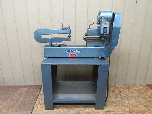 "Niagara 18"" Steel Metal Circle & Ring Cutter Shear 1/2 HP 3 PH"