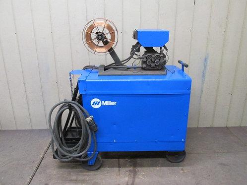 Miller Deltaweld 450 Welder Welding Power Source & S-54D Wire Feeder 450 Amp