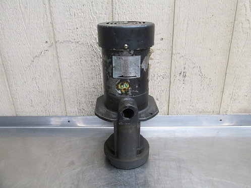 Teral LSW-25T0.4 Machine Immersion Coolant Pump 200/220v 1/2 HP 8 - 40 GPM