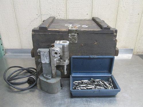 Lamina A10048SH Portable Hydraulic Drill Head Magnetic Base