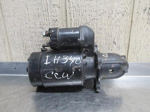 Farmall IH 340 Tractor Engine Starter 6v Delco Remy 1107229