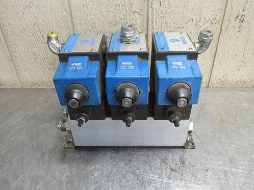 Vickers DG4S4-016C-B-60 Hydraulic Directional Valve Manifold DG4S4-012C-B-60