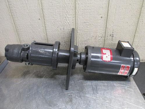 Gusher 94009-BS507 2 HP 7.6 GPM Machine Coolant Pump B&S 507 Hydraulic Pump