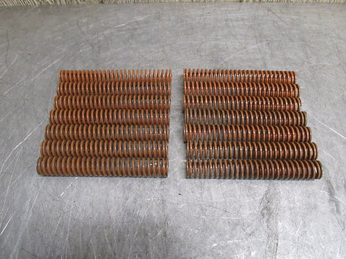 "Orange Die Spring 3/4"" x 5"" Replacement Spring Danly ? Raymond ? Lot 14"