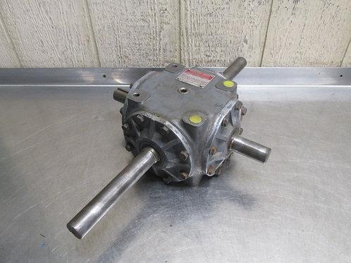 Boston Gear R1416 Gearbox Right Angle Drive 1:1 Ratio