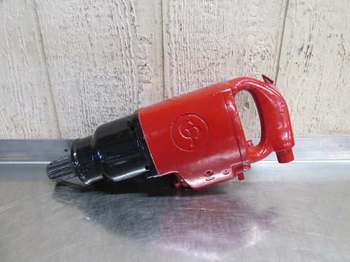 Chicago Pneumatic 6120 Pasel Air Impact Wrench #5 Spline Drive Extra Heavy Duty