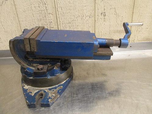"""Tilting 6"""" Vise Machinist Milling Machine Vice Swivel Base Tilt Swiveling"""