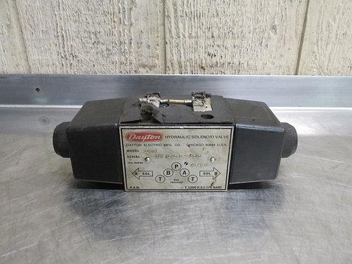 Dayton 1A321 Hydraulic Solenoid Directional Control Valve