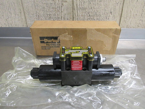 Parker D1VW011CNJCLM7B82XB693 Hydraulic Directional Control Solenoid Valve