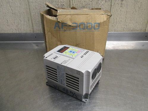 Sumitomo AF-3000 AF3002-A40-U AC Motor Drive VFD Variable Frequency 3/4 HP