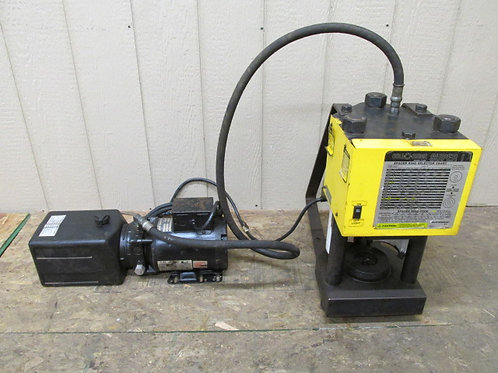 Weatherhead T-420 Coll-O-Crimp Super I Hydraulic Hose Crimping Machine Crimper