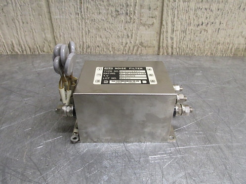 Fuji Electrochemical Type No. NFD2253FA Noise Filter AC1500V AC.DC250V25A