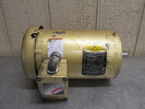 Baldor Super-E VEM3546T Electric Motor 1765 RPM 1 HP 3 PH 208-230/460v