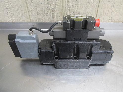Parker D81FHE02H1VB0030 Hydraulic Proportional Valve D1FVE-50-B-C-V-L-W-30