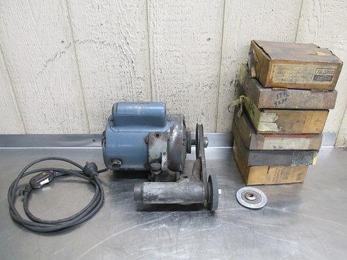 Dumore ??? Lathe Tool Post Grinder 1 HP 115v