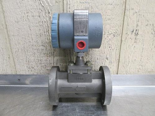 Foxboro Vortex Flowmeter 83F-D1HS1SSTNA Transmitter 275 PSI Max
