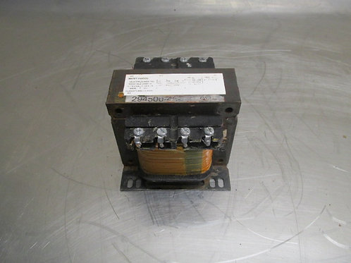 Square D 9070T150D20 Transformer 0.15 KVA 208-230/460v Primary 115v Secondary