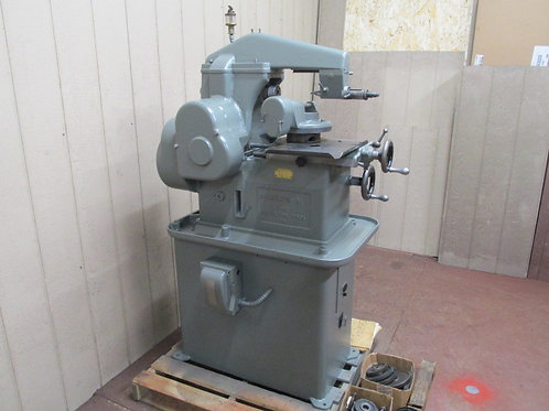 Hamilton No. 1 Gear Hobber Gear Hobbing Machine