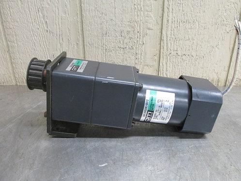 Oriental CBI560R-802 Clutch & Brake Motor Gearmotor 5GCH60KB Gearbox 60:1 Ratio