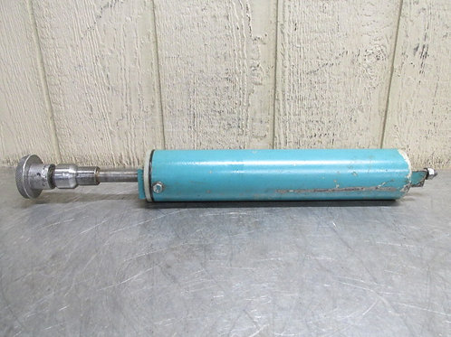 Kaltenbach SKL400H Upcut Cutoff Cold Saw Air Pneumatic Feed Control Cylinder