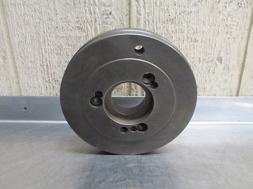 """7"""" Metal Lathe Chuck Adapter Plate Faceplate D1-4 Camlock Spindle Mount"""