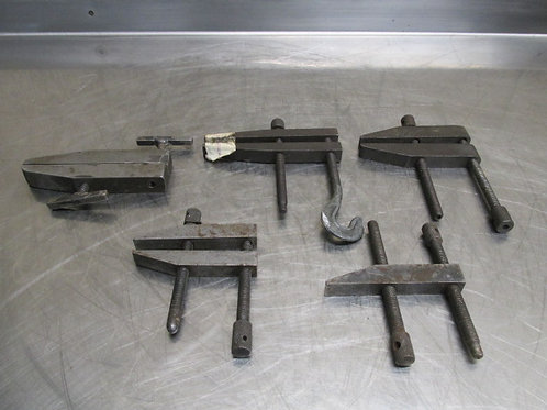 """Machinist Toolmakers Parallel Clamps 3"""" 3.5"""" 4"""" 4.5"""" 4.75"""" Clamp"""