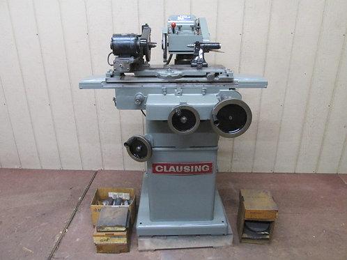 """Clausing Model 4405 OD Grinder Cutter & Tool Grinder 8"""""""
