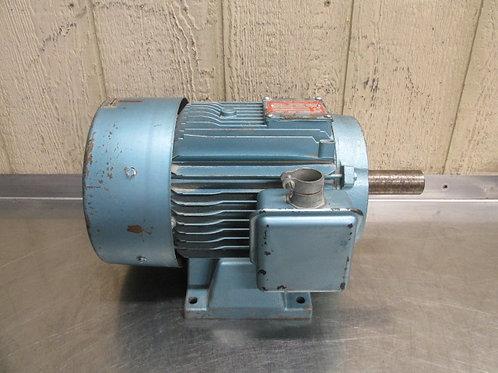 Leroy Somer 621KR2DQ Electric Motor 7.5 HP 230/460v 2830/3460 RPM 3 PH