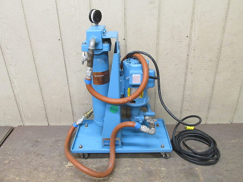 Stokes Pennwalt Model 339-152 Vacuum Pump Oil Purifier Portable 1 PH 115/230v