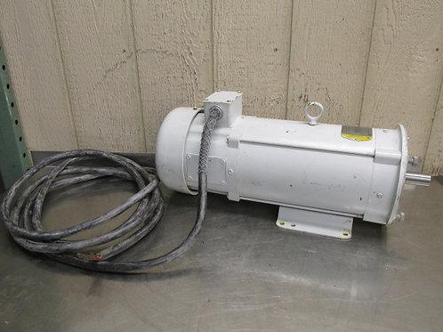 Baldor 36P126Z513G1 Electric Motor 1765 RPM 3.5 HP 180v DC 3000 RPM