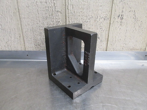 """8"""" x 6"""" x 6"""" Steel Machinist Right Angle Plate Setup Table Block"""