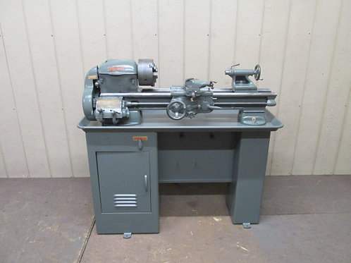 "South Bend Model A Metal Lathe 9"" x 24"" 3 PH 230/460v 3 Jaw Chuck"