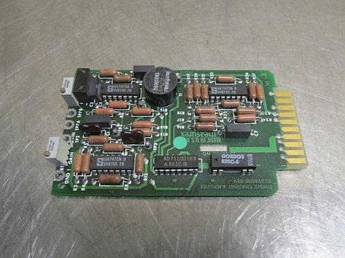 Honeywell 05298000 Circuit Board Single Channel Amplifier 30 Day Warranty