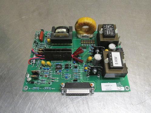 Pillar CB6687-2H Circuit Control Board 30 Day Warranty
