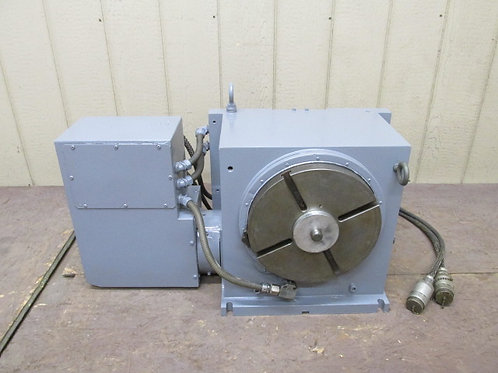 Brown & Sharpe 360K 12MLS 82054 CNC Rotary Indexing Table 4th Axis 12""