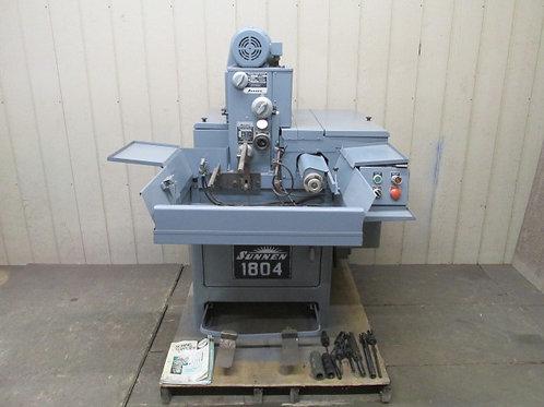 Sunnen MBC-1804E Precision Honing Machine Hone w/Manual & Tooling