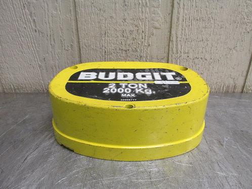 Budgit 32908777 Electric Chain Hoist End Cap Cover 2 Ton 4000 Lbs