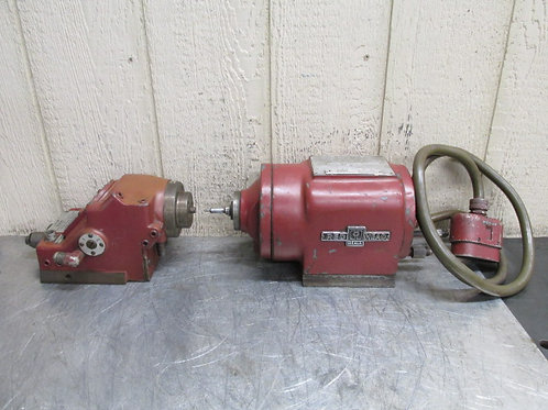 Heald Red Head 501-250400 & 488-280300 Internal Grinding Spindle 30000 45000 RPM