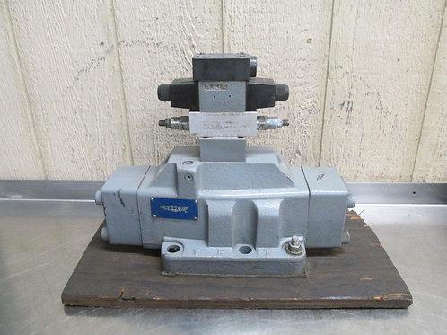Continental VS100M-3A-GKK3B-60L-G Hydraulic Directional Control Solenoid Valve