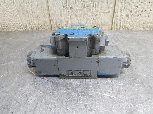 Vickers DG4V3S0NMFTWLB560 Directional Control Solenoid Valve 120v