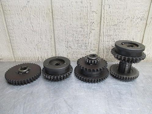 Kent Model KLS-1540 Lathe Change Gear Set Gears Threading Gearbox
