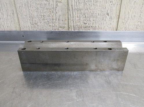 """11-1/2"""" x 2-3/4"""" x 2-3/4"""" Steel Machinist V-Block Setup Block Fixture"""