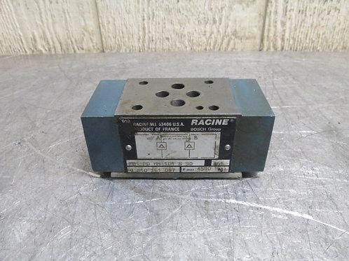 Racine FB1-PD-HM-101-N-50 Hydraulic Check Valve 4500 PSI