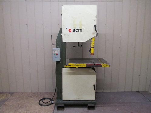 "SCMI Model SC600 Vertical Bandsaw Wood Metal Tilt Table 23"" x 32"" Table"