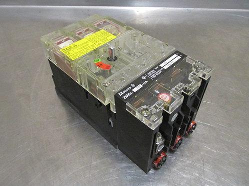 Klockner Moeller NZM6B-100 3 Pole Circuit Breaker 100 Amp 600v