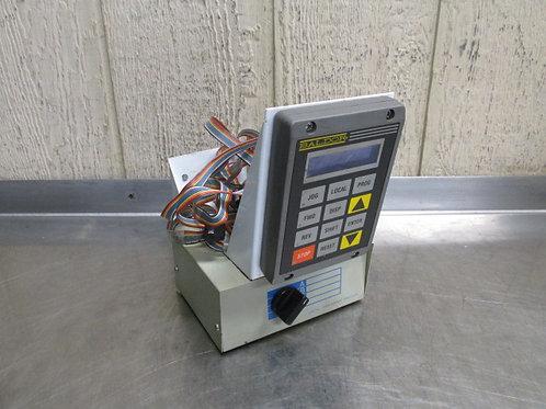 Baldor Data Transfer Switch Interface Panel Box Display